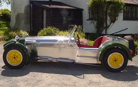 Lotus Info - Xanthos sports cars